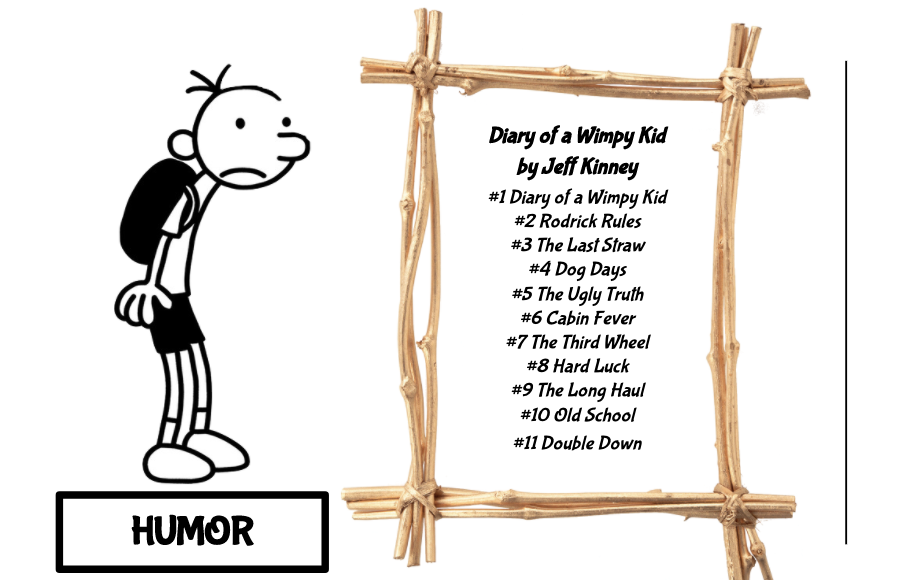 Book Humor Diary of a Wimpy Kid.png