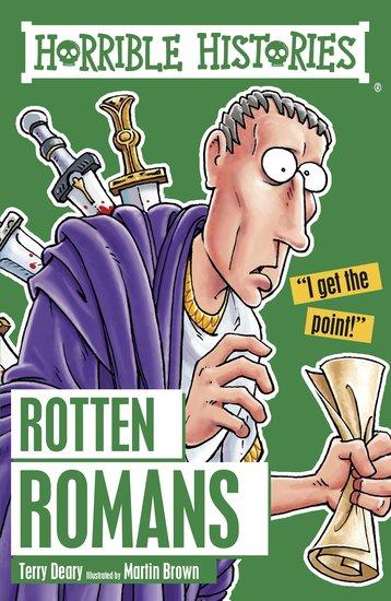 Books Horrible Histories Rotten Romans.jpg