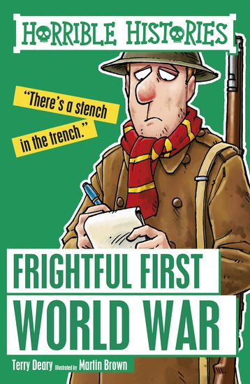 Books Horrible Histories Frightful First World War.jpg