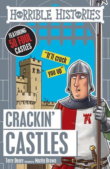 Books Horrible Medieval Europe Crackin Castles.jpg