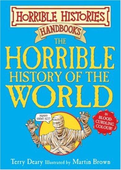 Books Horrible World History The Horrible History of the World.jpg