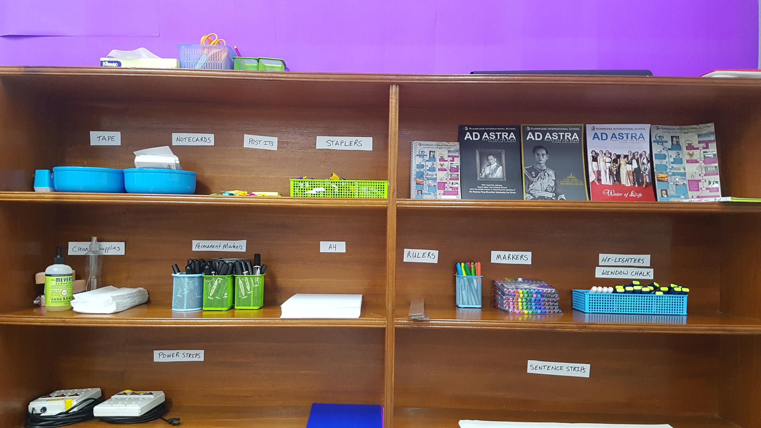 Copy of Supplies Center