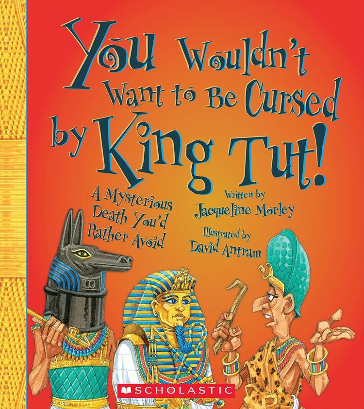 Books You Wouldn't Want to Be Cursed by King Tut.jpg