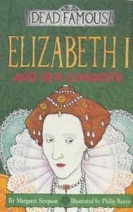 Book Dead Famous Elizabeth I.jpg