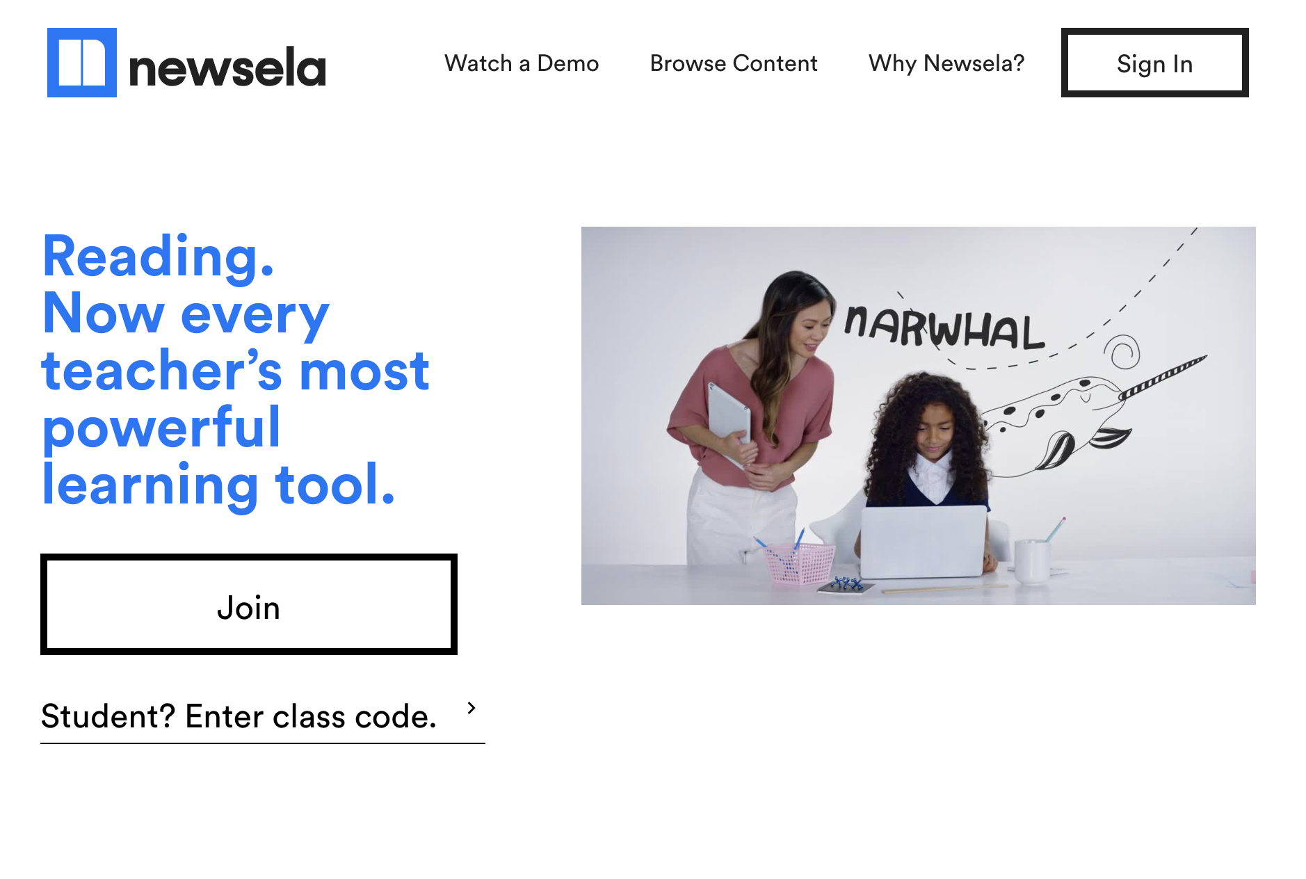 Newsela - As a news junkie, this platform has been transformative for bringing news to students. I love the tiered versions of articles for different reading levels, as well as the social nature of teachers compiling binders that link similar stories. For middle grades, this is a more important tool than any other news subscription.