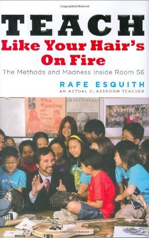 Book Covers Education Teach Like Your Hair's On Fire.jpg
