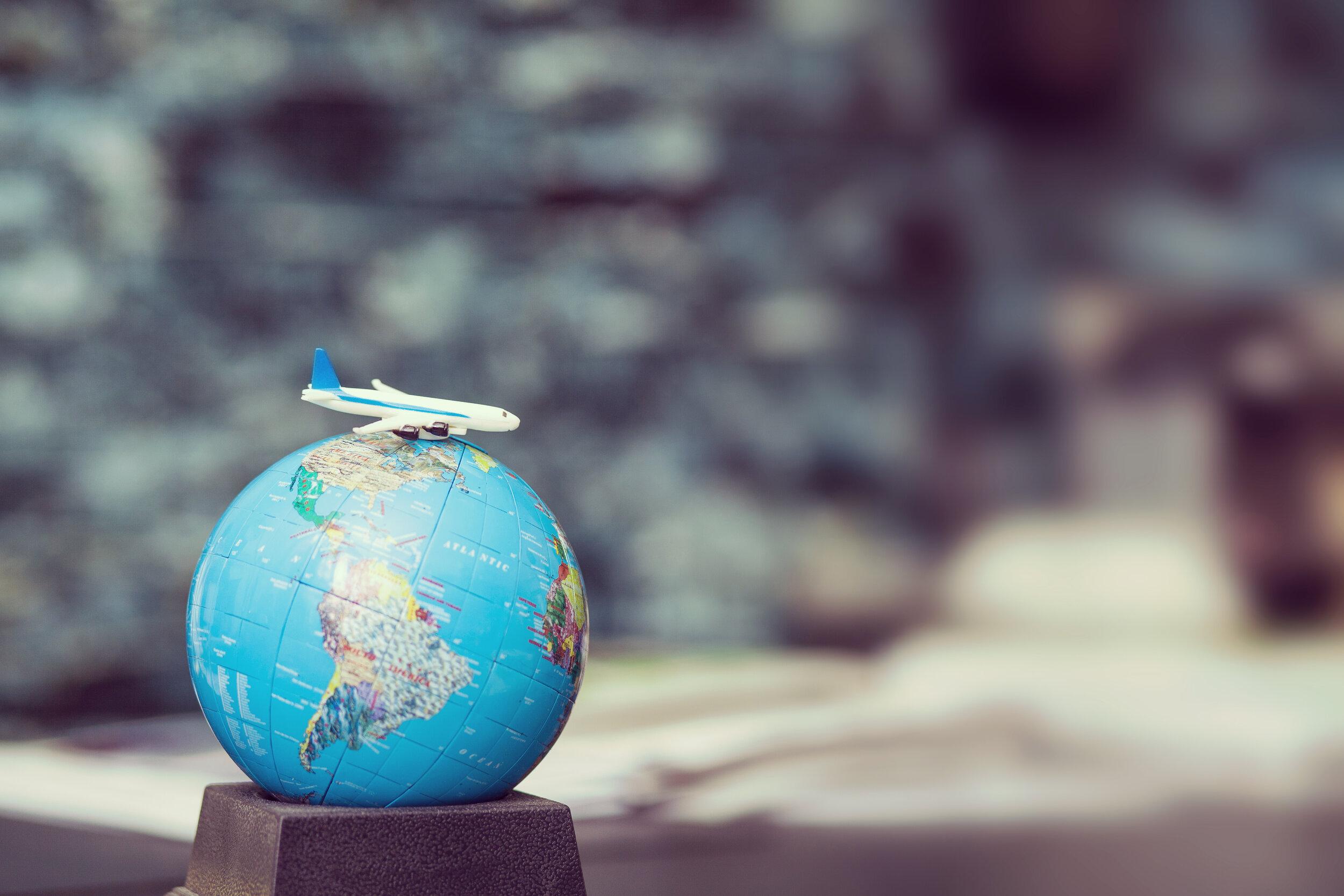 III. Personal Travels