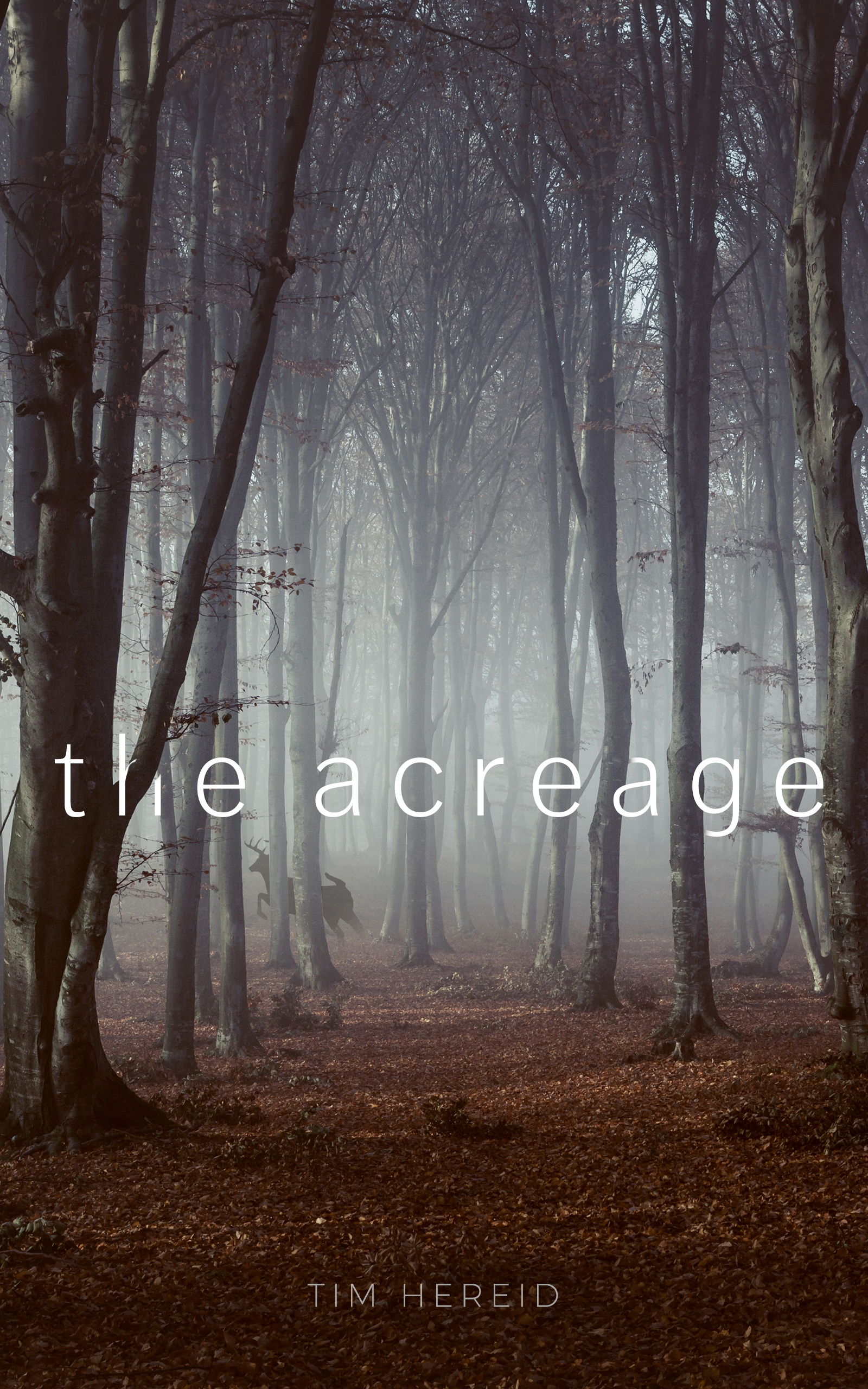 The Acreage - A story of silence and trespass.All year, Greg Harris longs for nothing more than the silence and peace of hunting in his 300 acre woods. When he sets out on his first day of bow hunting, he looks forward to a full week of quiet solitude, even the forest isn't what it used to be and a new housing development has cropped up on his southern property line. When someone breaks into his truck, he begins to wonder if he's alone in the woods. With only his wit and the reluctant help of Donny Schmidt, a hapless local cop, Harris has to find out who, if anyone, is on his land and what they want before they do harm to the acreage or kill him with a stray bullet.