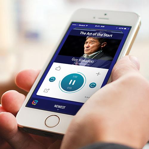 Audvisor  Audio Insight App