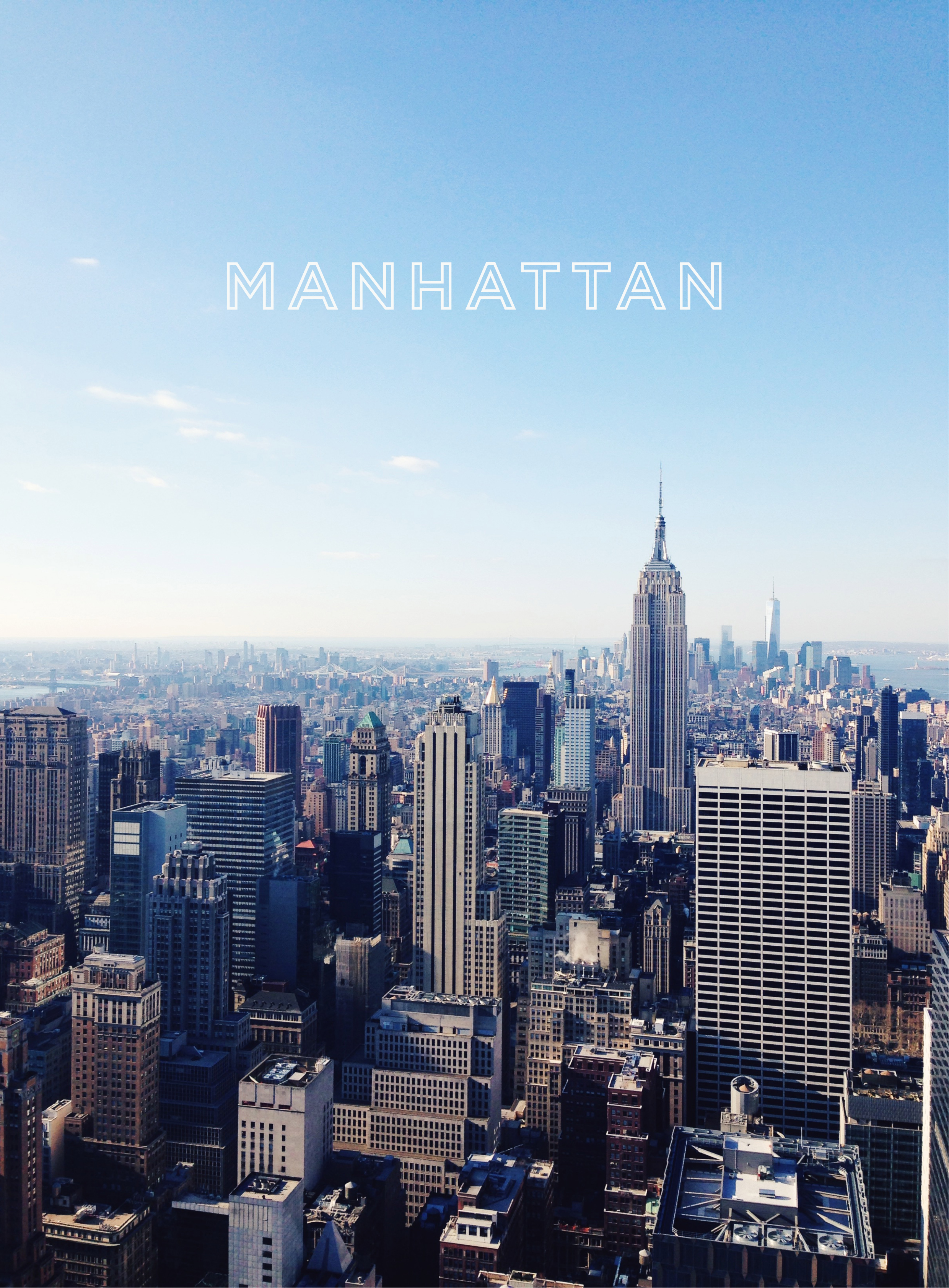 manhattan | sally mussellwhite