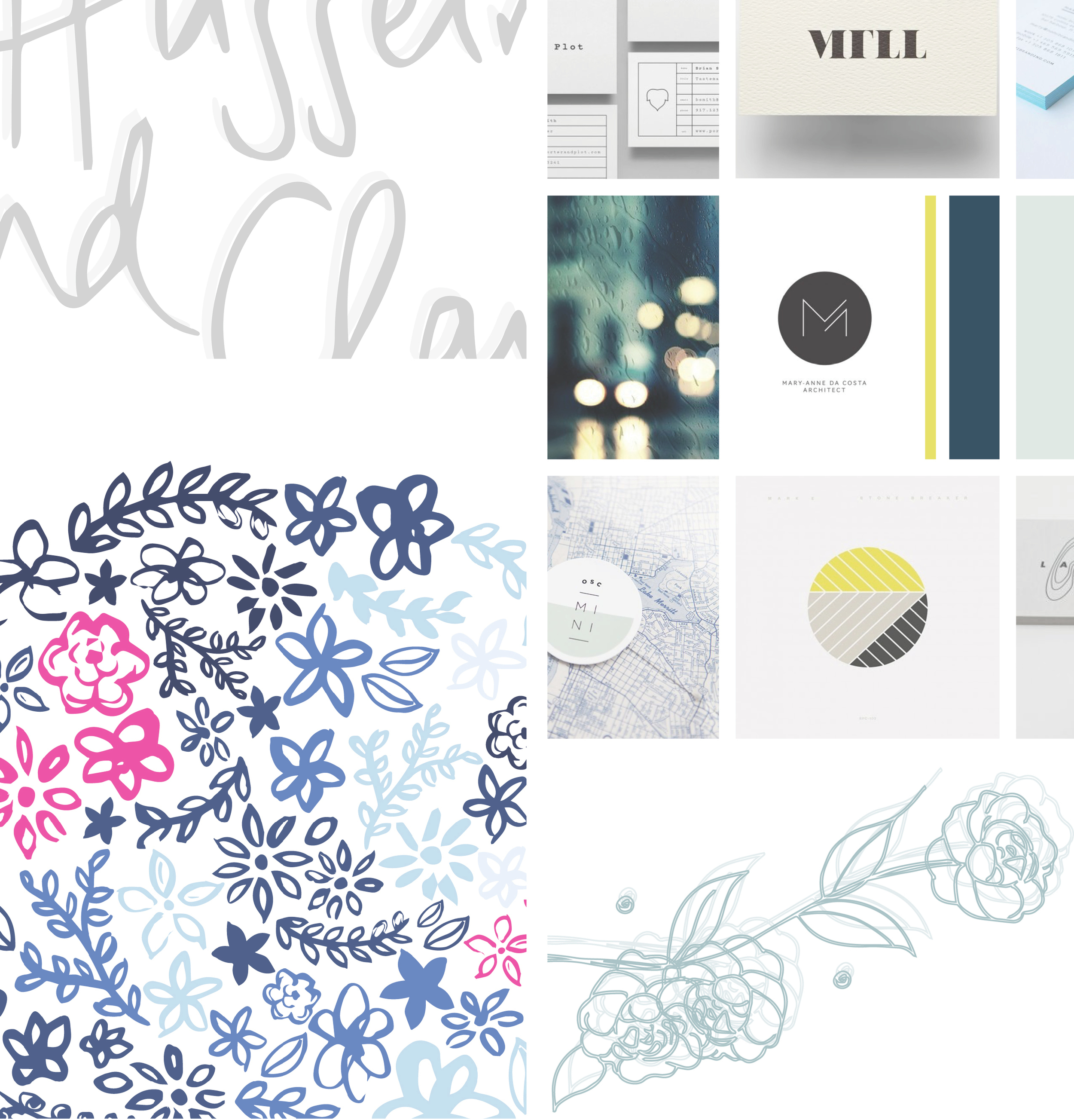 sally mussellwhite design sneak peeks
