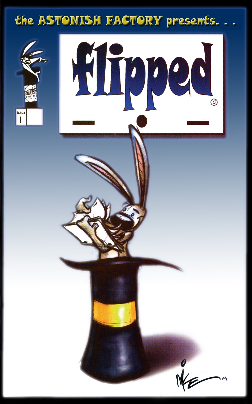 Flipped Front Cover