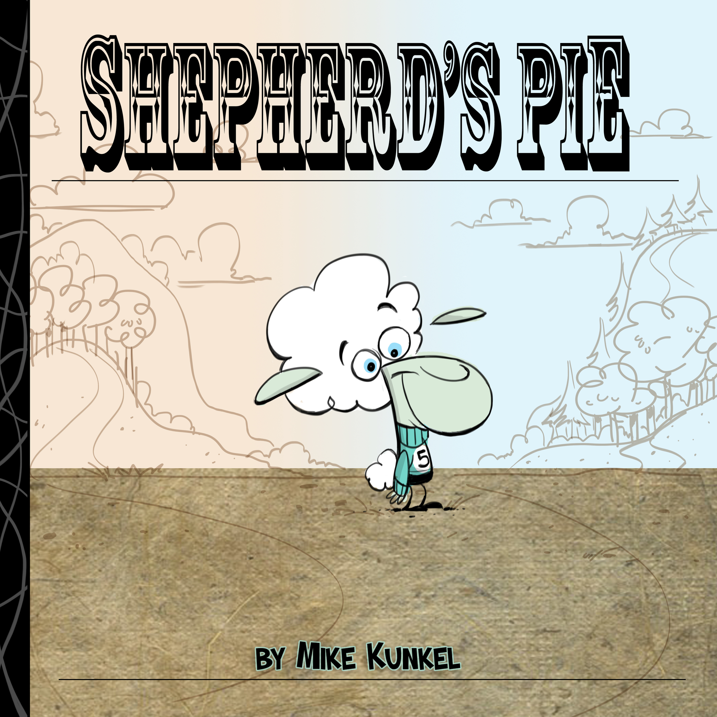 Shepherd's Pie Front Cover.