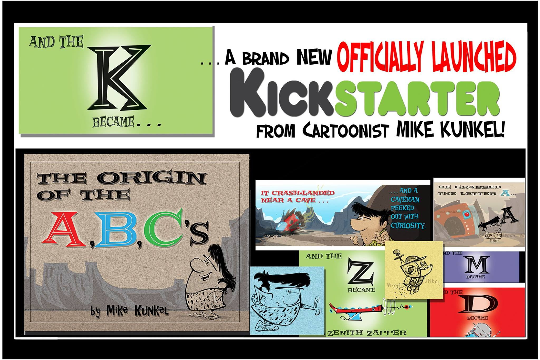ABC KickstarterLaunch