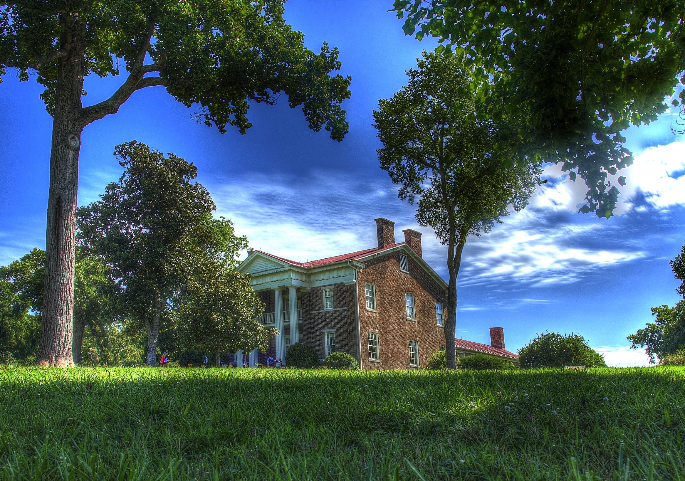 Tulip Grove Mansion