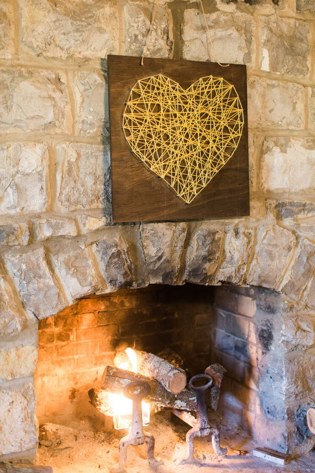Hermitage Wedding fireplace at Cabin by the Spring.jpeg