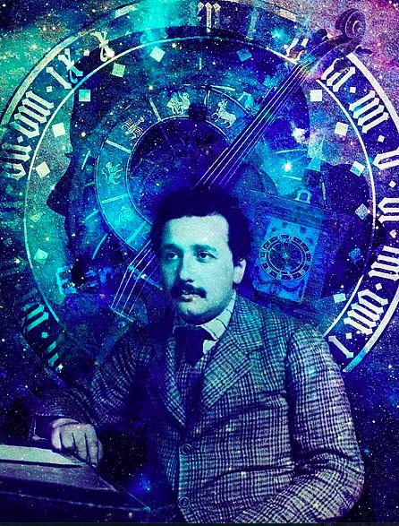 """""""Einstein's Dreams"""" at 59E59th St, Nov 15-Dec 21"""