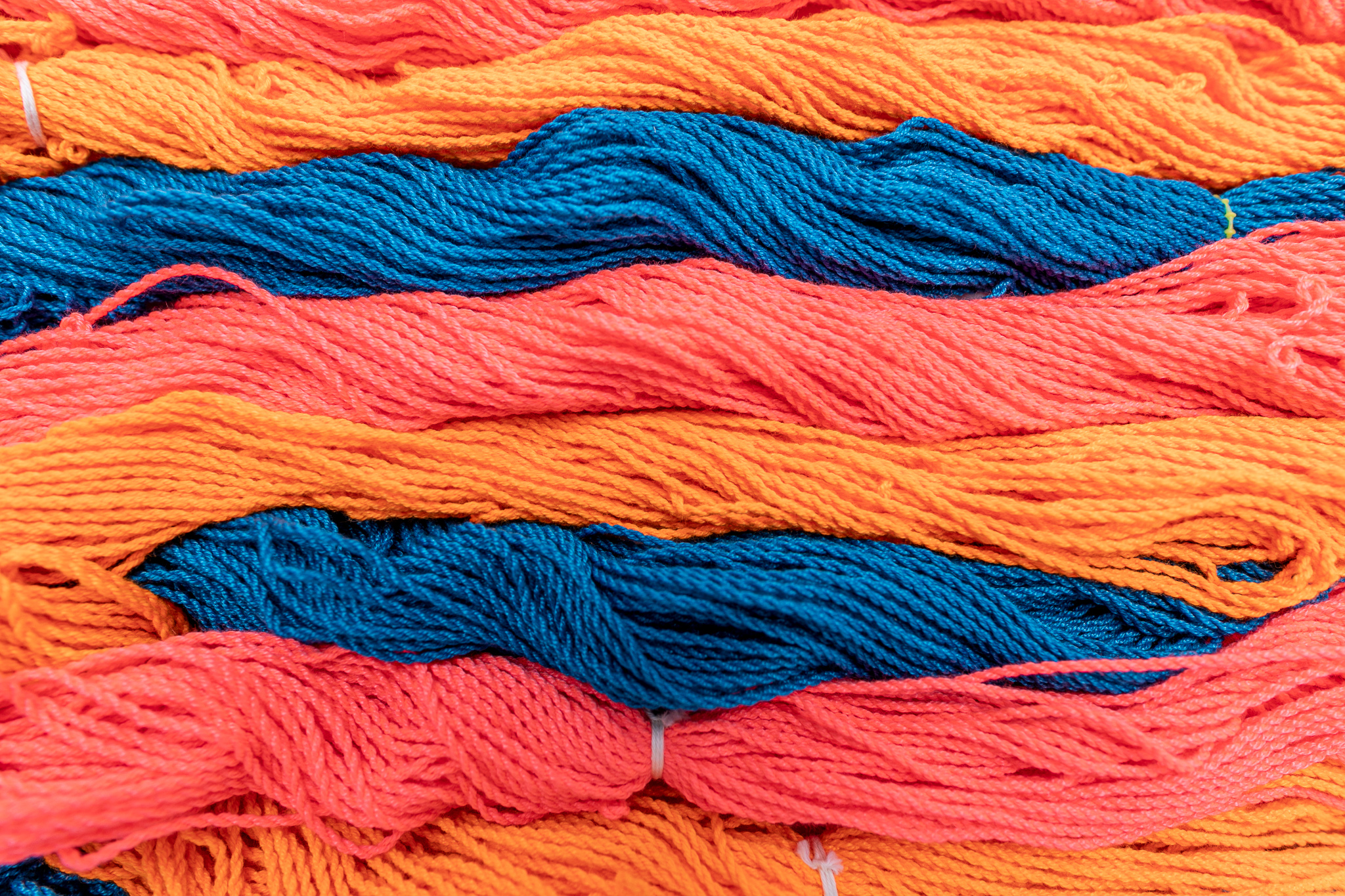 THE STRING - –100% POLYESTER–We tie the strings onto each YOYO by hand. The strings we use are guaranteed to last for years of use.