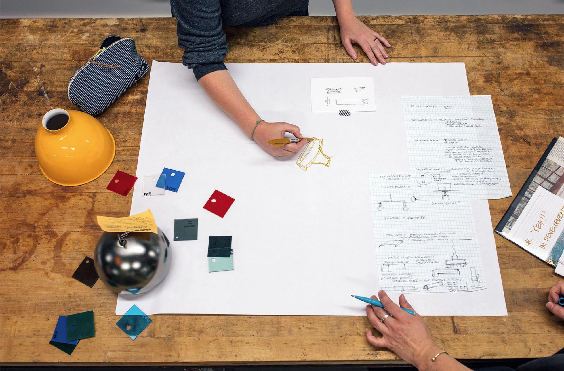 Design Team | Photo Credit: Schoolhouse Electric