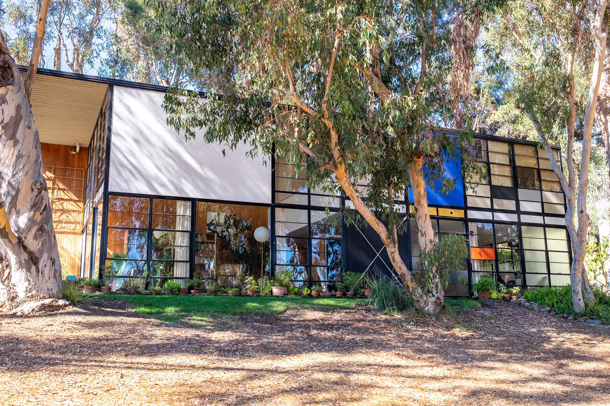 The Eames House | Photo Credit: Matthew Tait