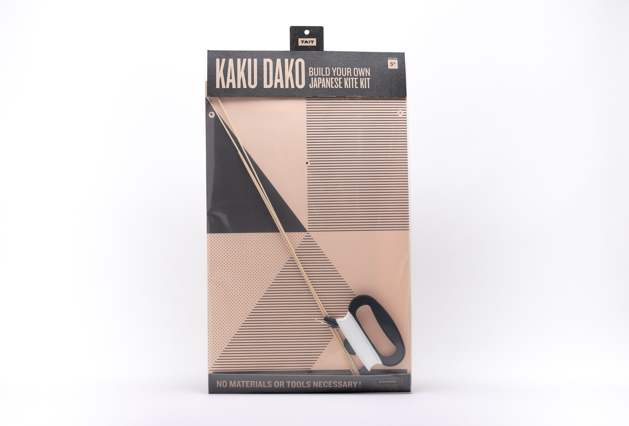 THE PACKAGING - –ASSEMBLED BY HAND–Each DIY Kite Kit comes with everything you need to build and fly a paper and bamboo kite kit in easy-to-transport packaging. Our kits are assembled by hand at our studio here in Detroit.