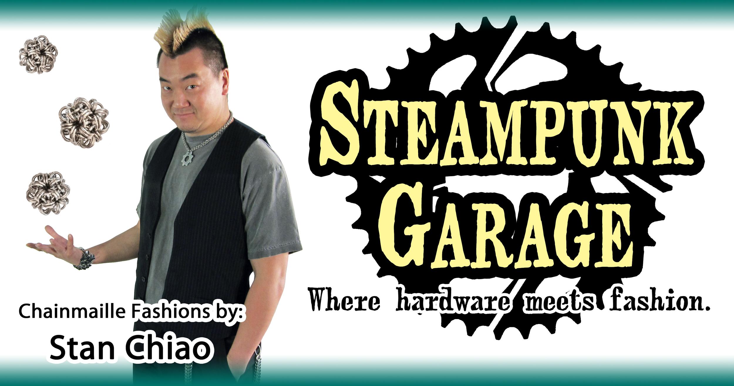 Steampunk Garage