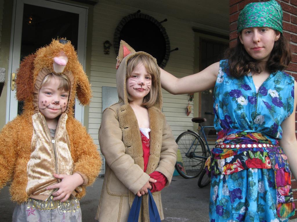 Halloween a few years back
