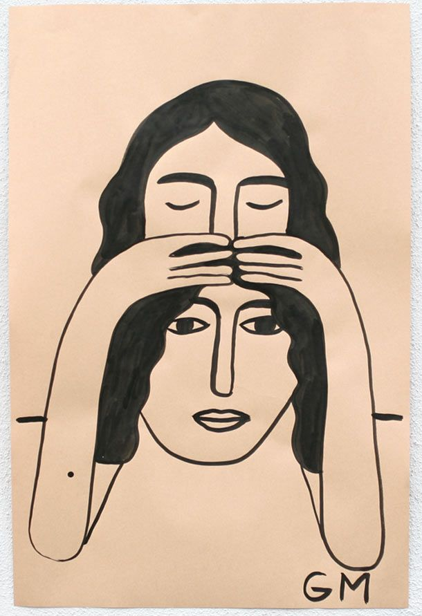 Woodblock Print, Geoff McFetridge