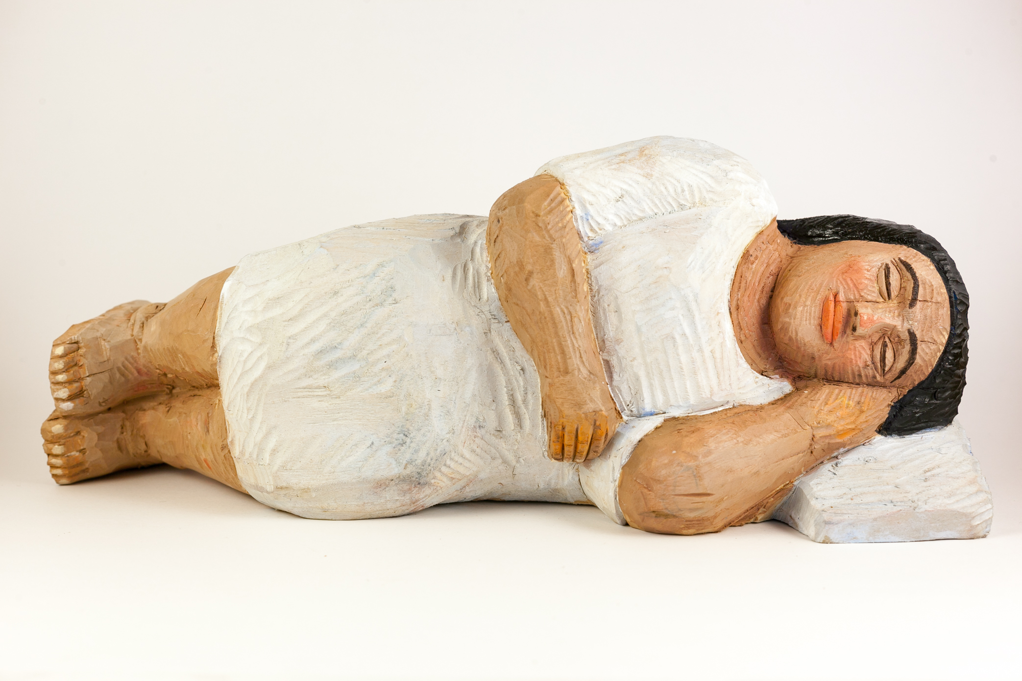 Sleeping Woman, 2015 – Collection of Dr. Christopher and Mrs. Rachel Brewer