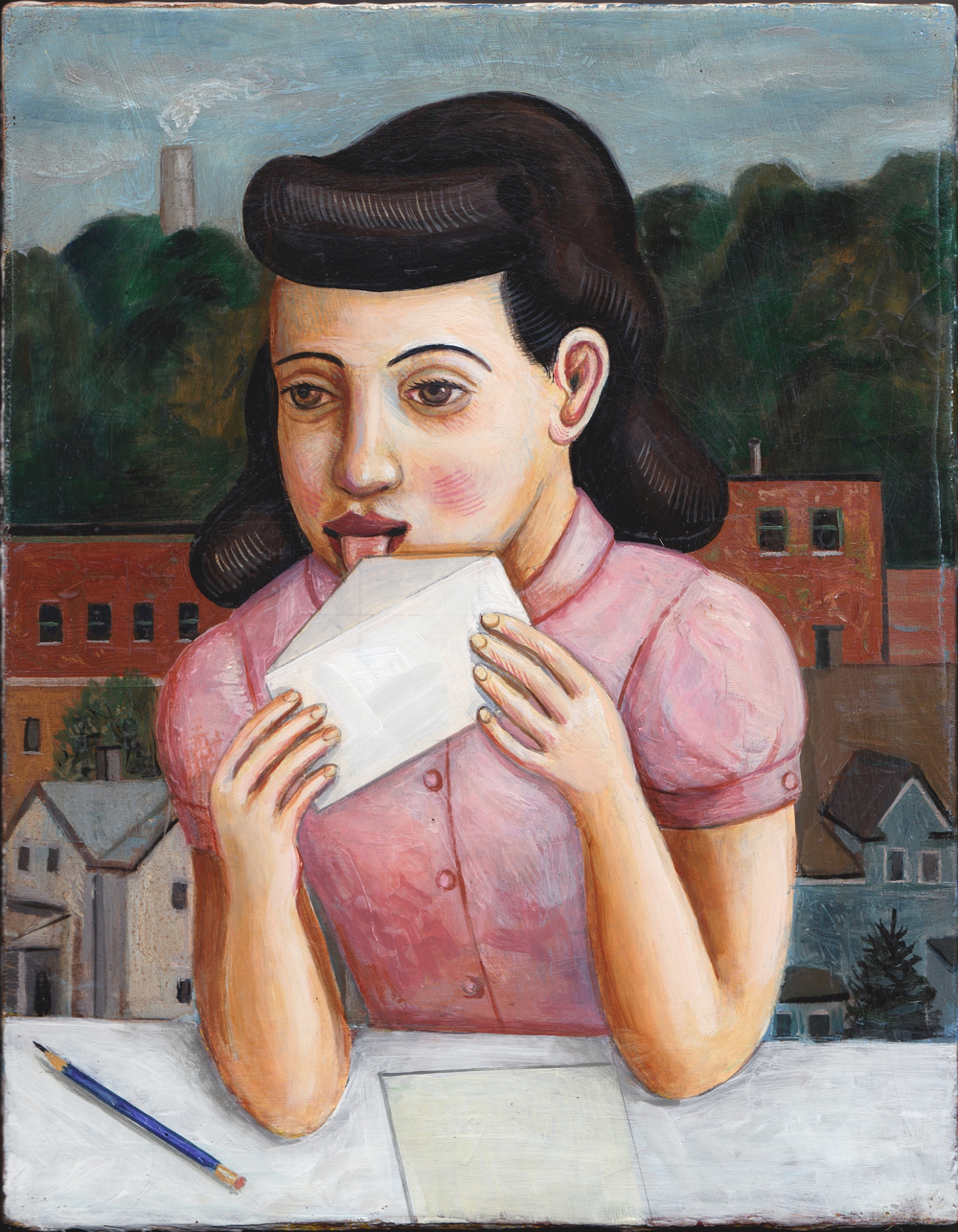 The Letter (SOLD)