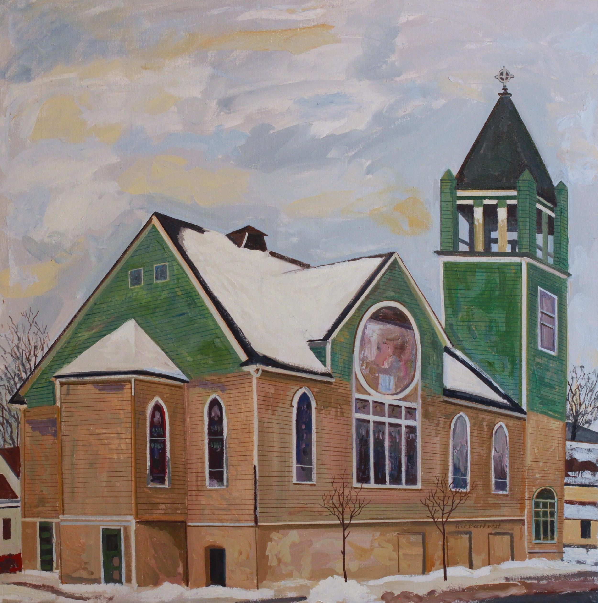Iglesia Resurrection Y Vida Central