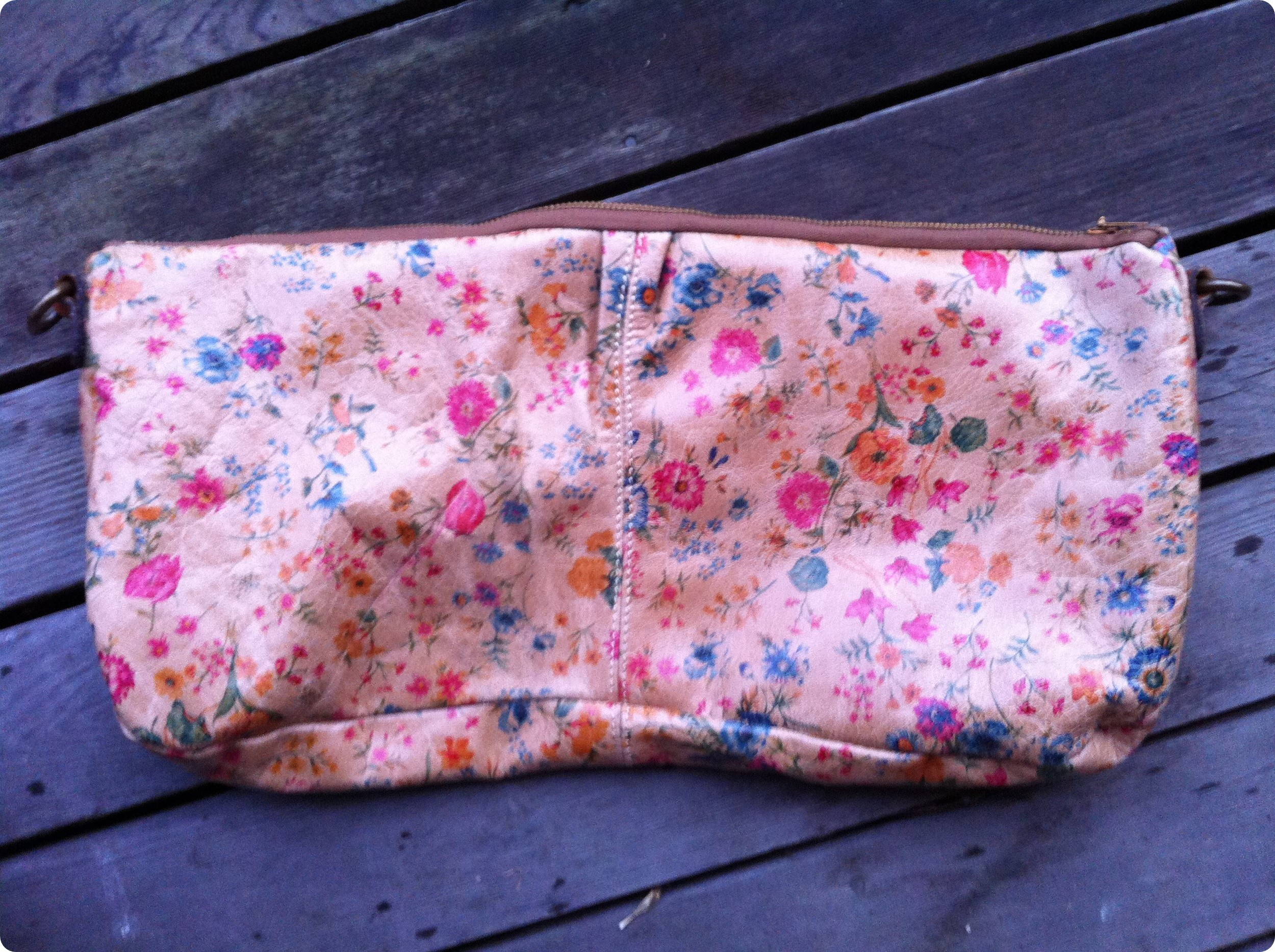 floral print leather clutch.JPG