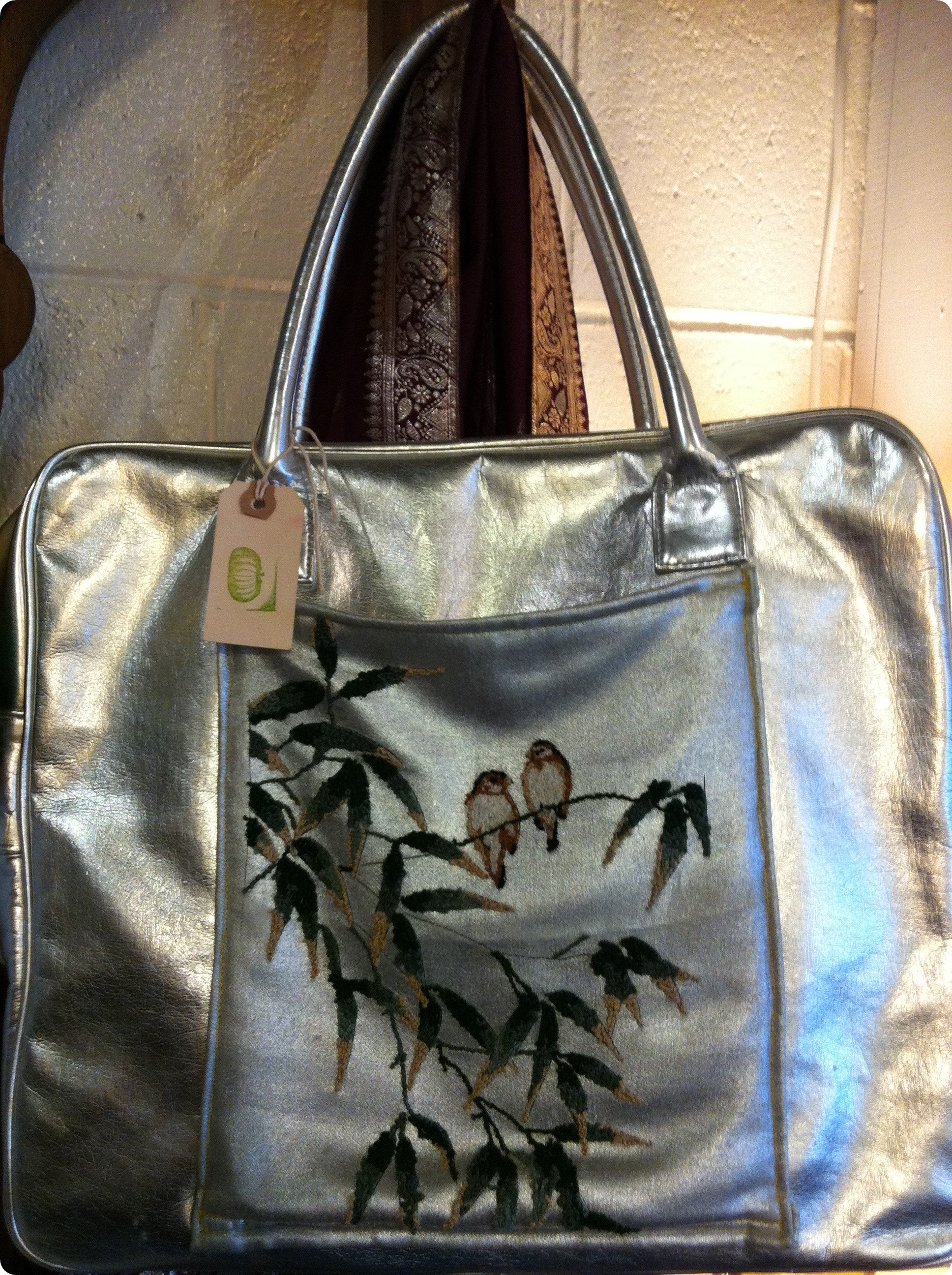 metallic piocket bag.JPG