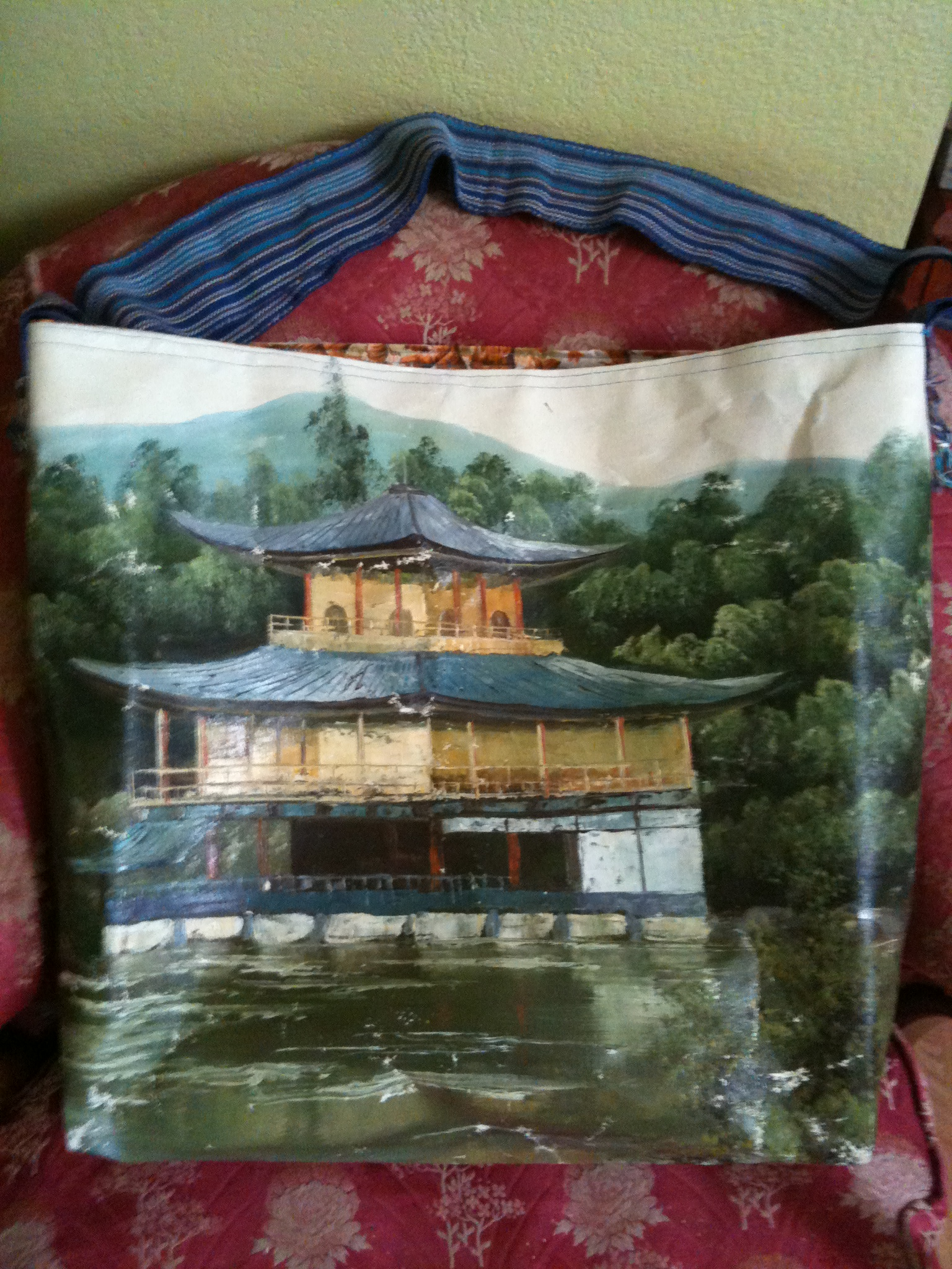 Painted Pagoda Bag.JPG