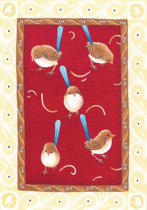 fairy wren