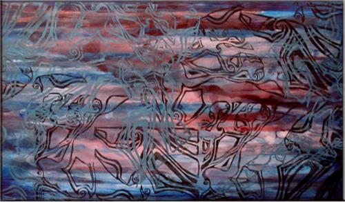 Sarah Pierroz_Colourscape Painting_Print_Cradle of Life.jpg