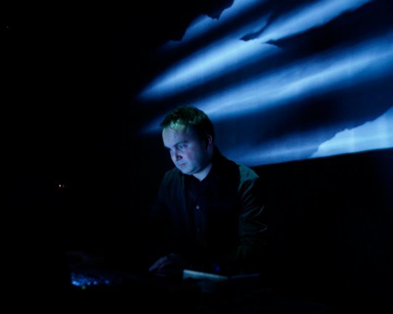 Pjusk live at the OSA festival in Sopot, Poland 2012