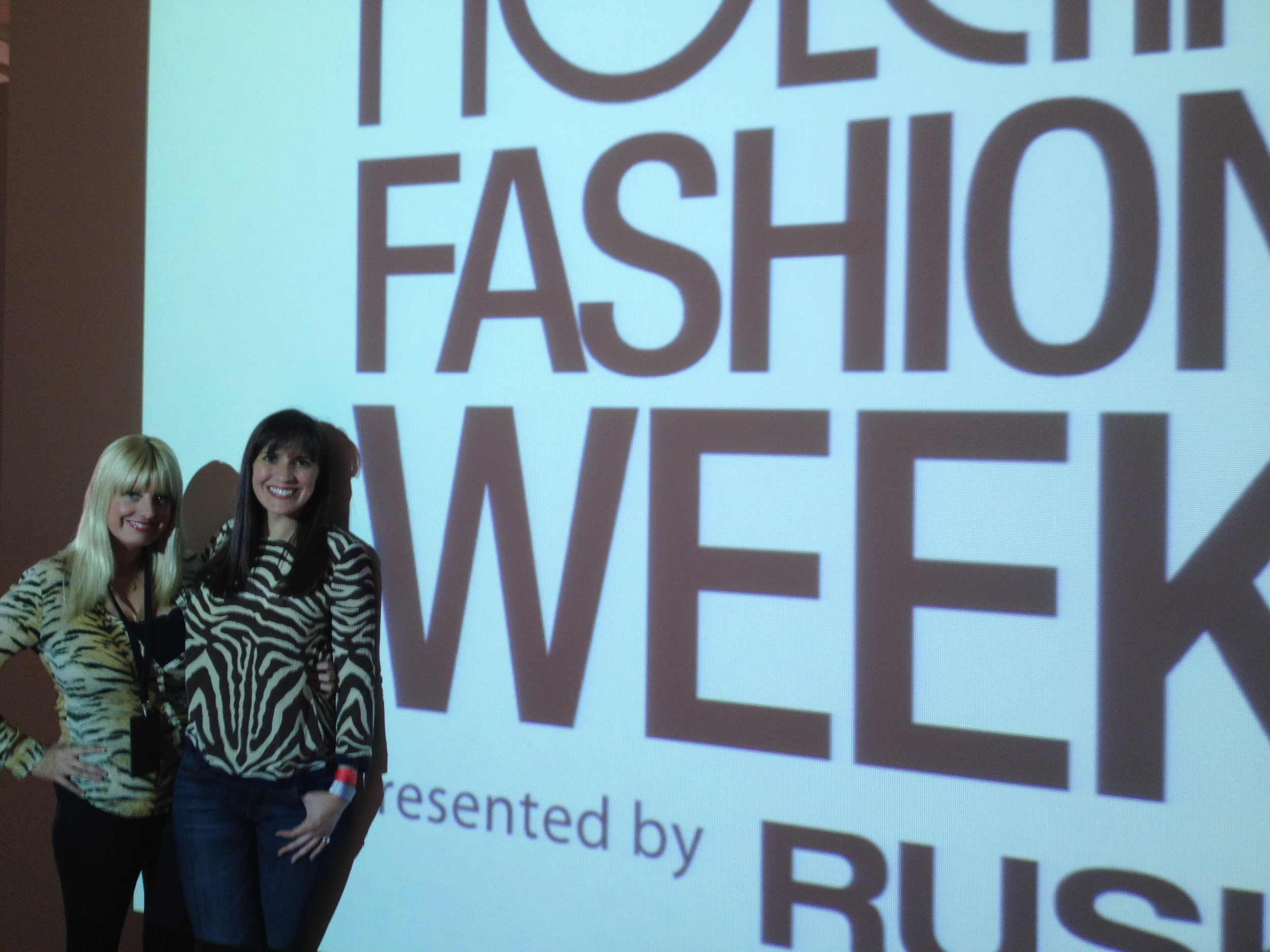 NOLCHA Founder Kerry Bannigan and Hilary Phelps