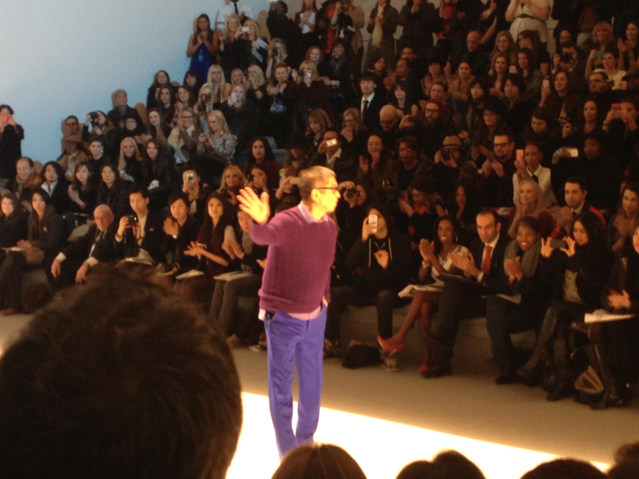 purple designer