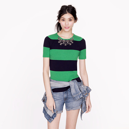 Stripes from J. Crew