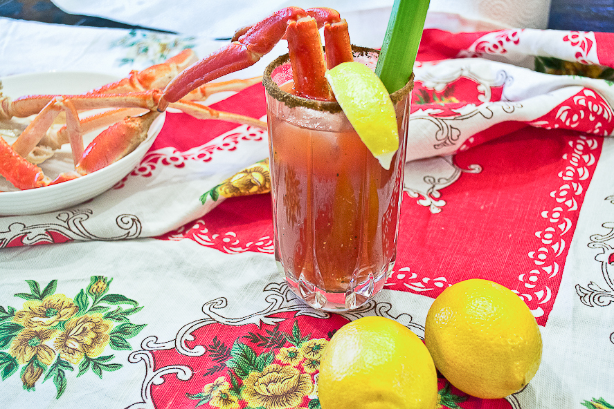 The Bloody Mary - a brunch necessity
