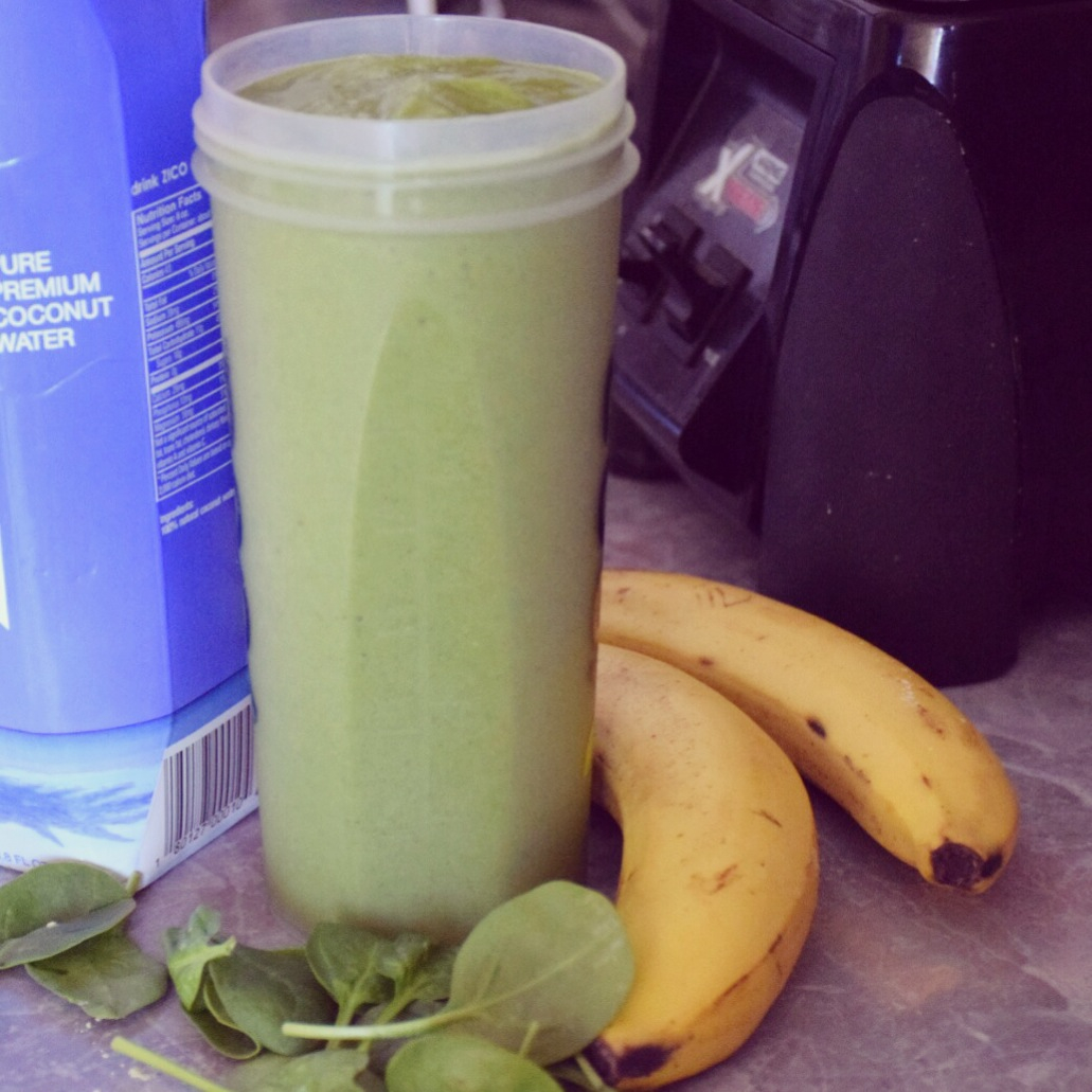 Potassium filled Green Smoothie
