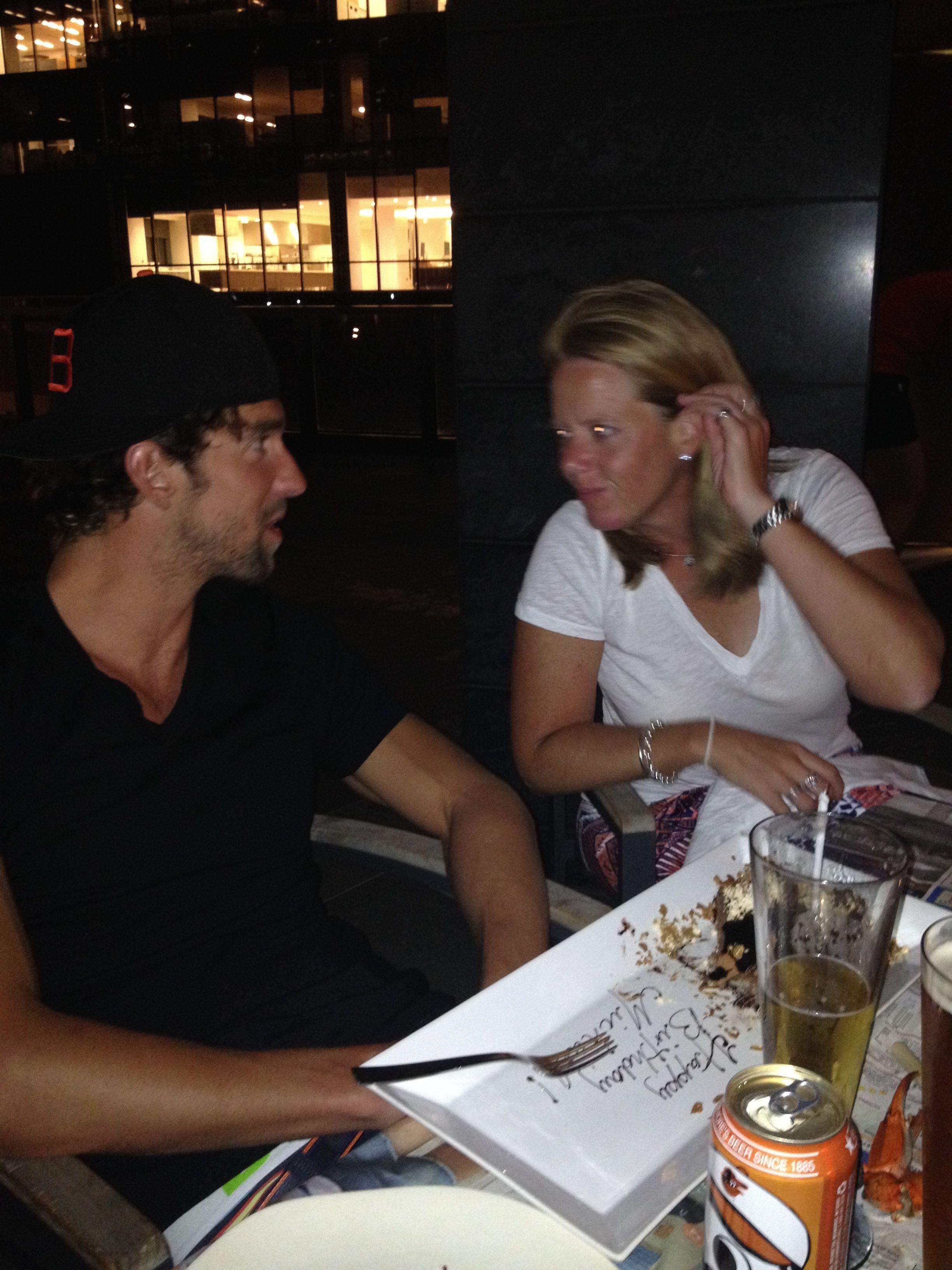 MP and Lisa