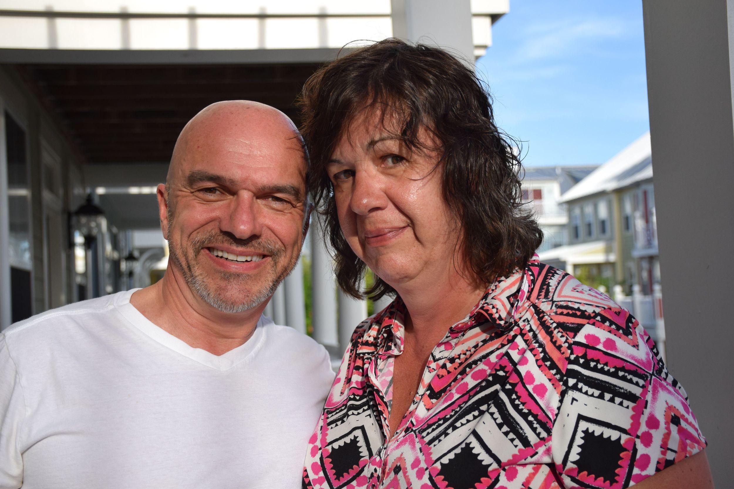 Uncle BJ & Aunt Amy