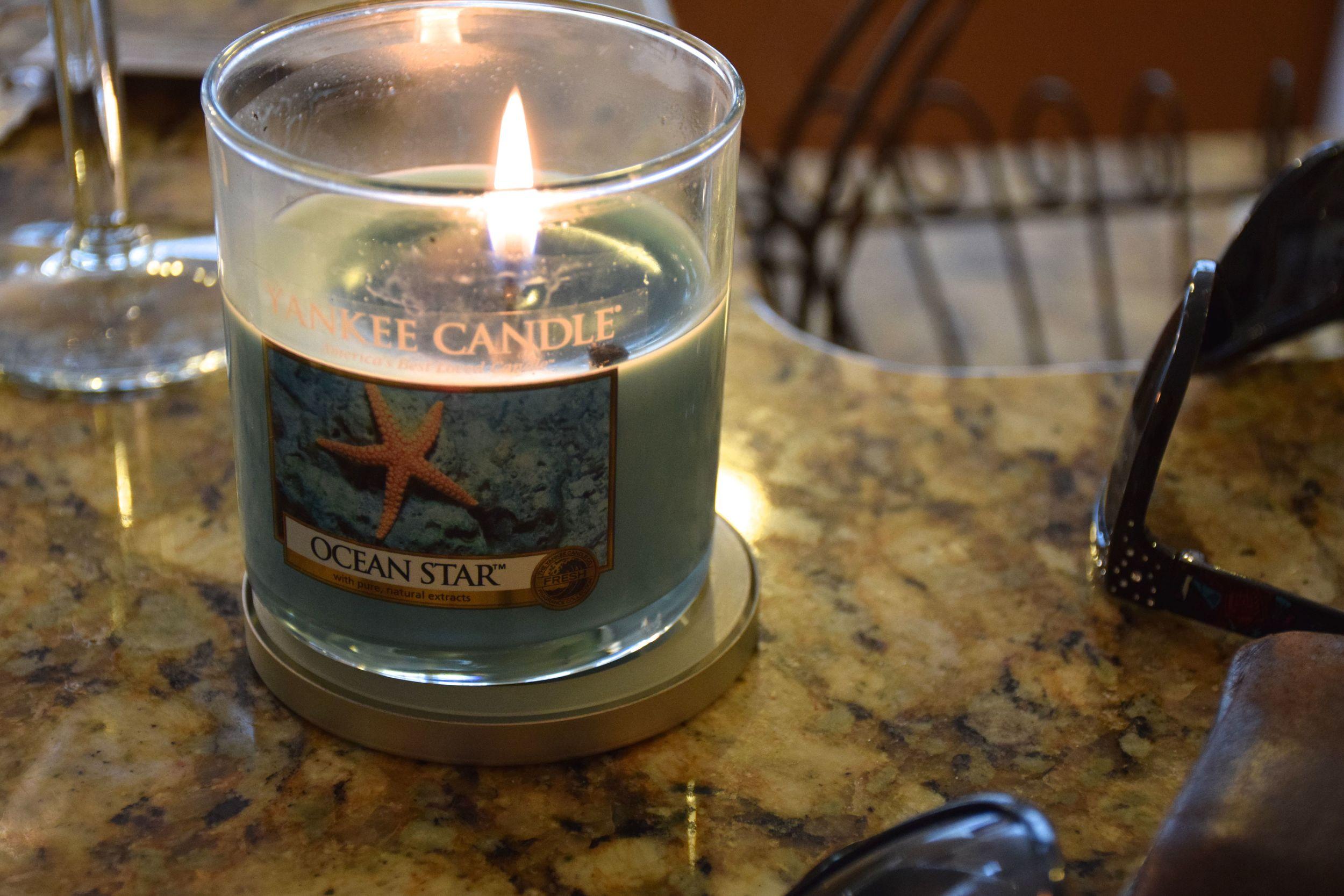 Ocean Breeze Yankee Candle