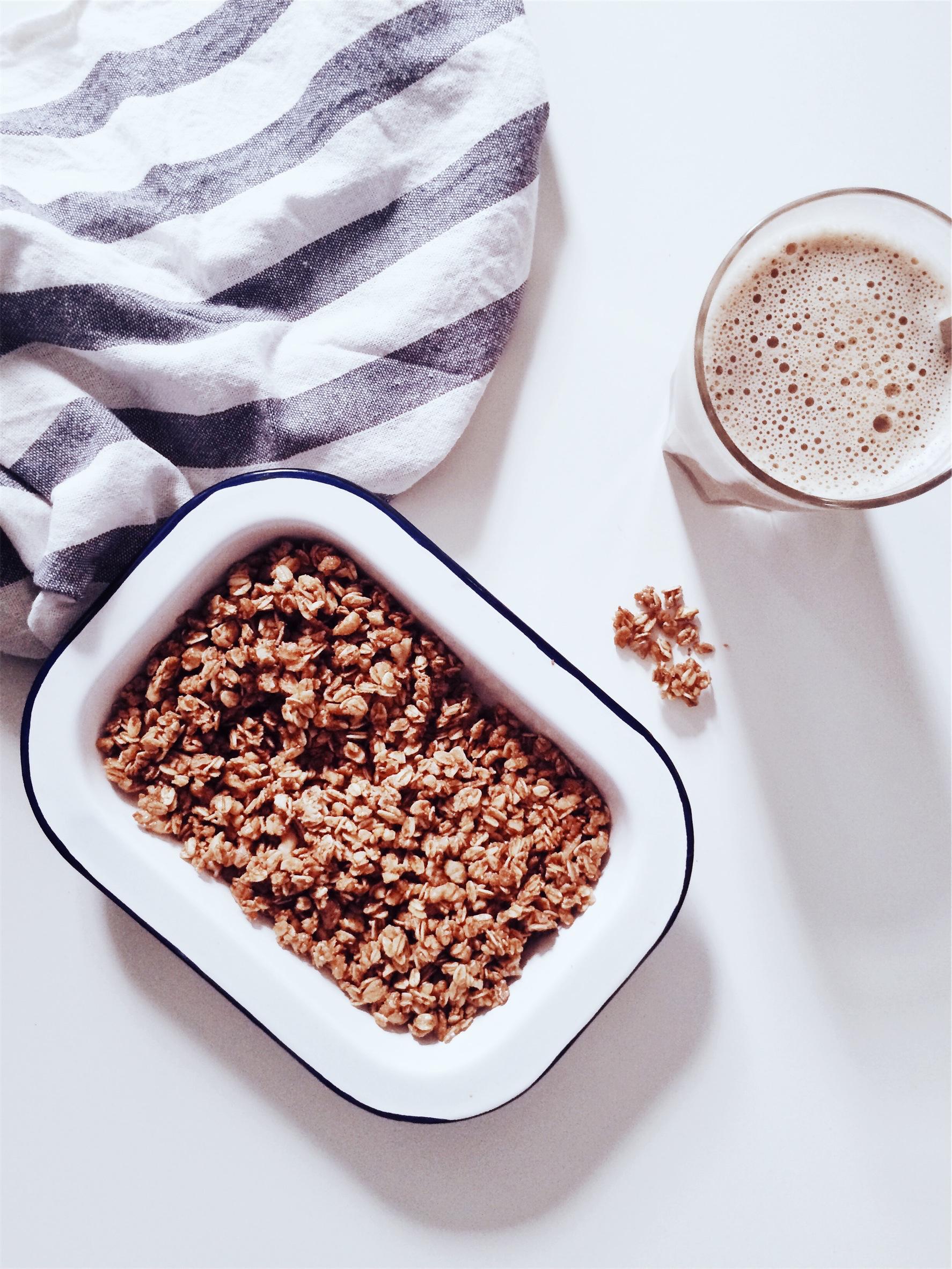 Breakfast // Overnight Oats