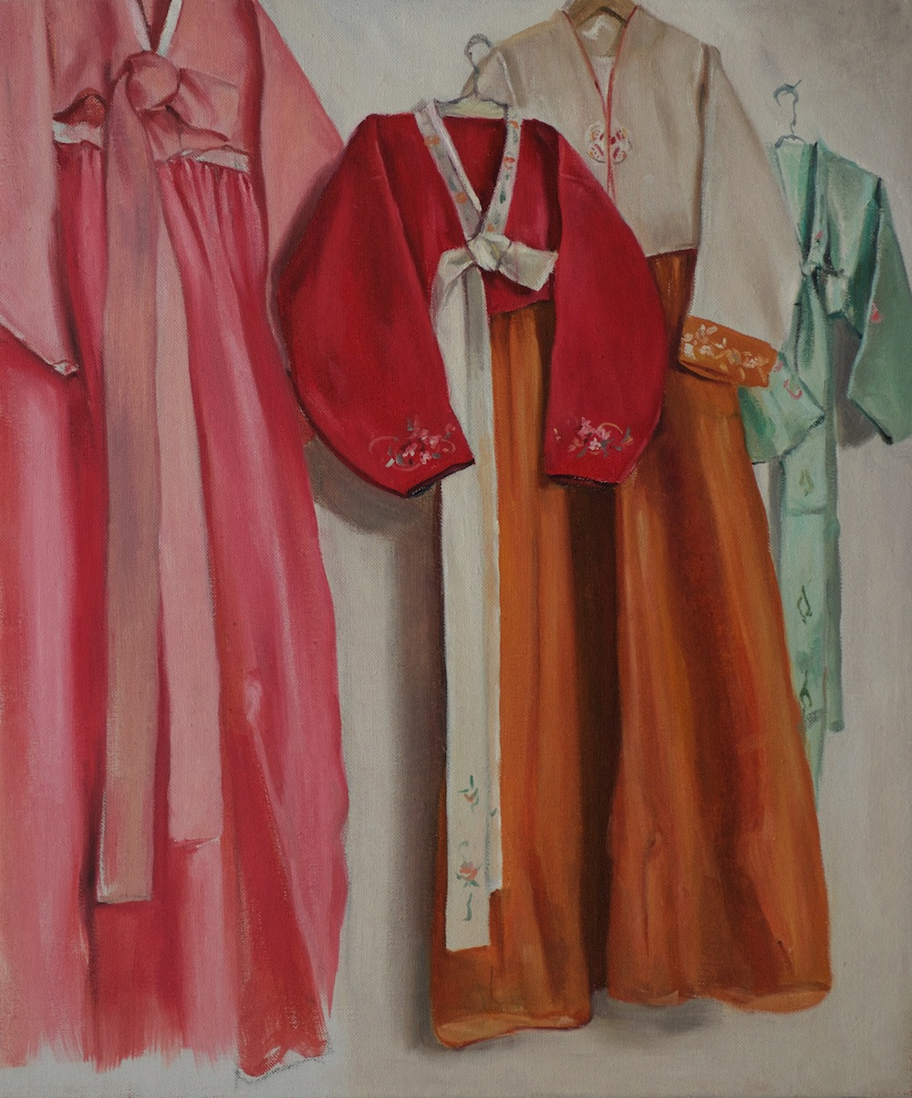 Hanbok Arrangement II