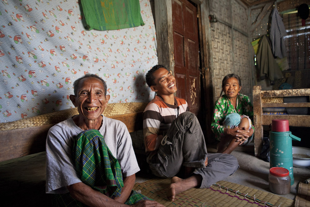 Laughter In Lombok. Photo: Lynn Gail
