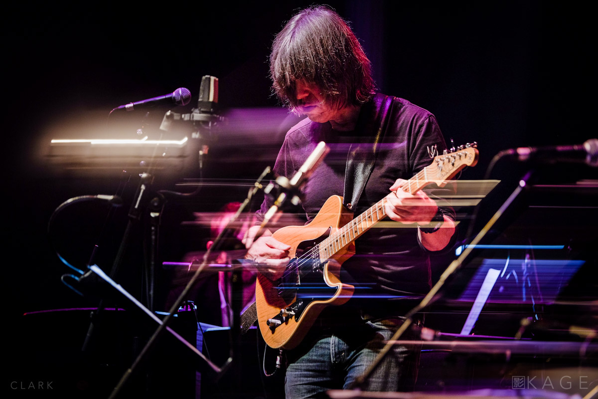 MIKE STERN DOUBLE EXPOSURE