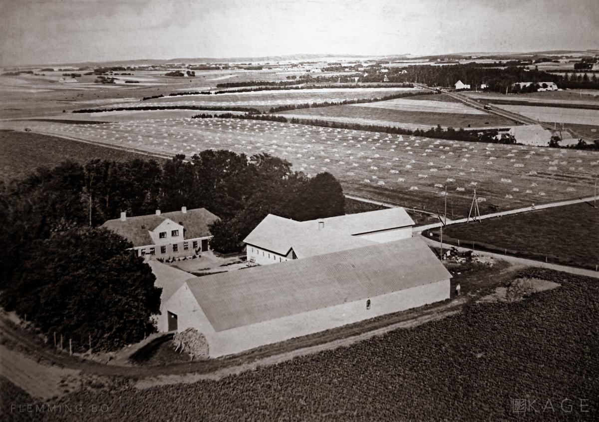 Our farm, ca. 1952-53